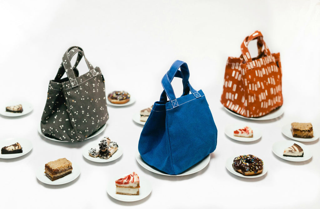 NEW! Lunch + Pie Tote - Nochi