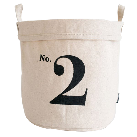 Canvas Bucket - No. 2
