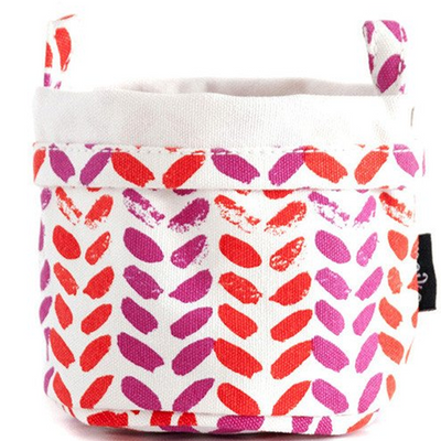 Single Canvas Bucket (Small)