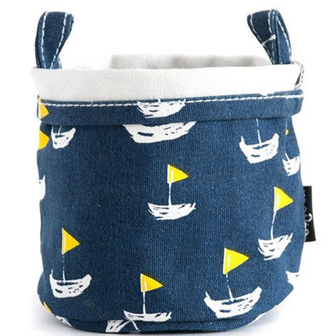 Canvas Bucket - Deauville