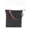 Crossbody Bag - Waxed Black