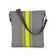 NEW! Crossbody Bag - Mod Stripe Lime/ Ash