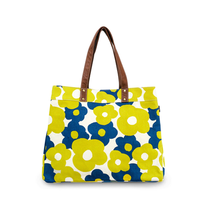 Carryall Tote Plus - Hana