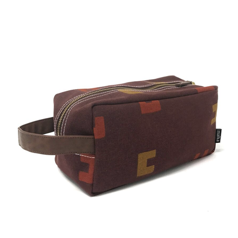 Jordaan Canvas Travel Case