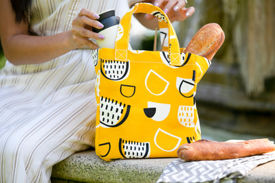 Lunch + Pie Tote - Capitola