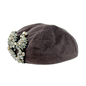 FLOWER STONE BERET - ZDparis