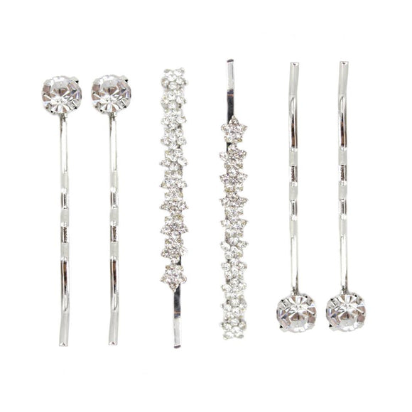 SHINE BOBBY PINS - ZDparis