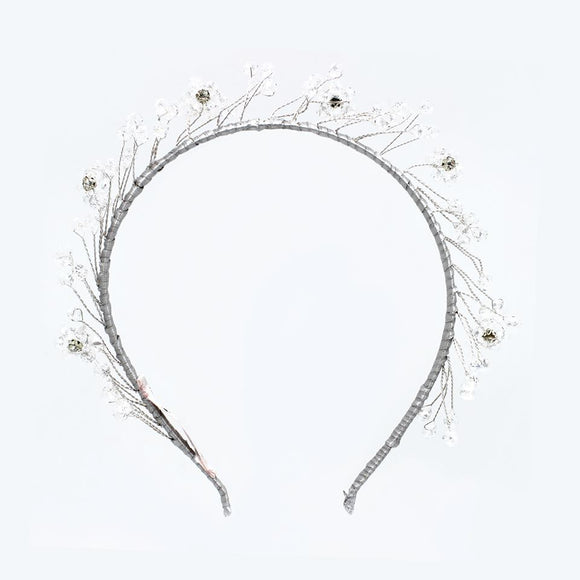 Violets headband - ZDparis