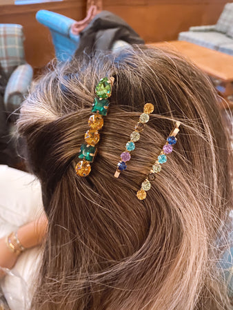 GABI BOBBY PIN SET - ZDparis