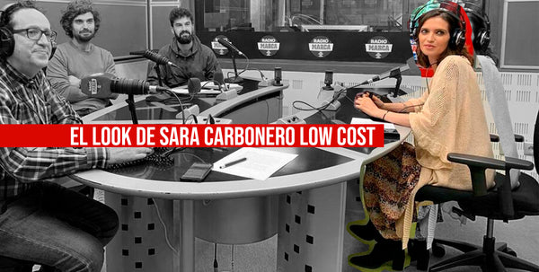 El look de Sara Carbonero Low cost