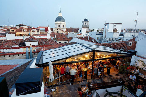 terraza the hat madrid