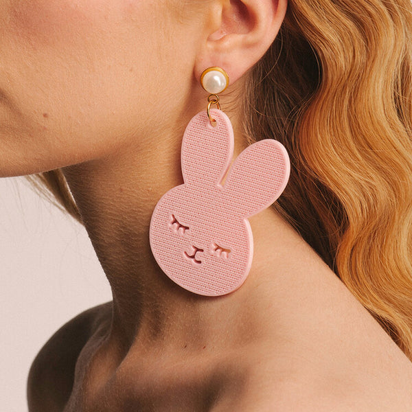 "PACK ESPECIAL: Sandalia Rose & Pendientes ""Bunny"" - Bryan Stepwise X Becomely"