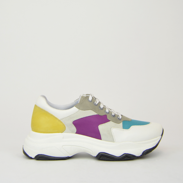 Sneakers UNIVERSA Multicolor - Bryan Stepwise