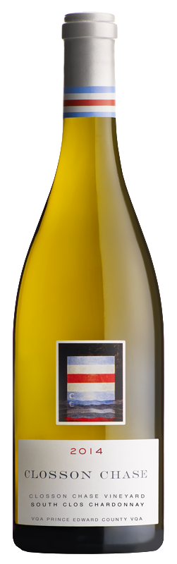2014 Closson Chase Vineyard South Clos Chardonnay VQA PEC