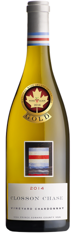 2014 Closson Chase Vineyard Chardonnay VQA PEC