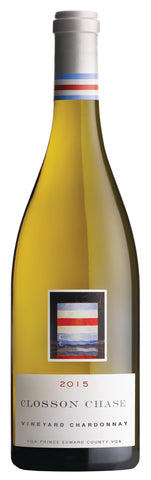 2015 Closson Chase Vineyard Chardonnay VQA PEC