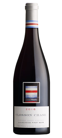2016 Closson Chase Churchside Pinot Noir