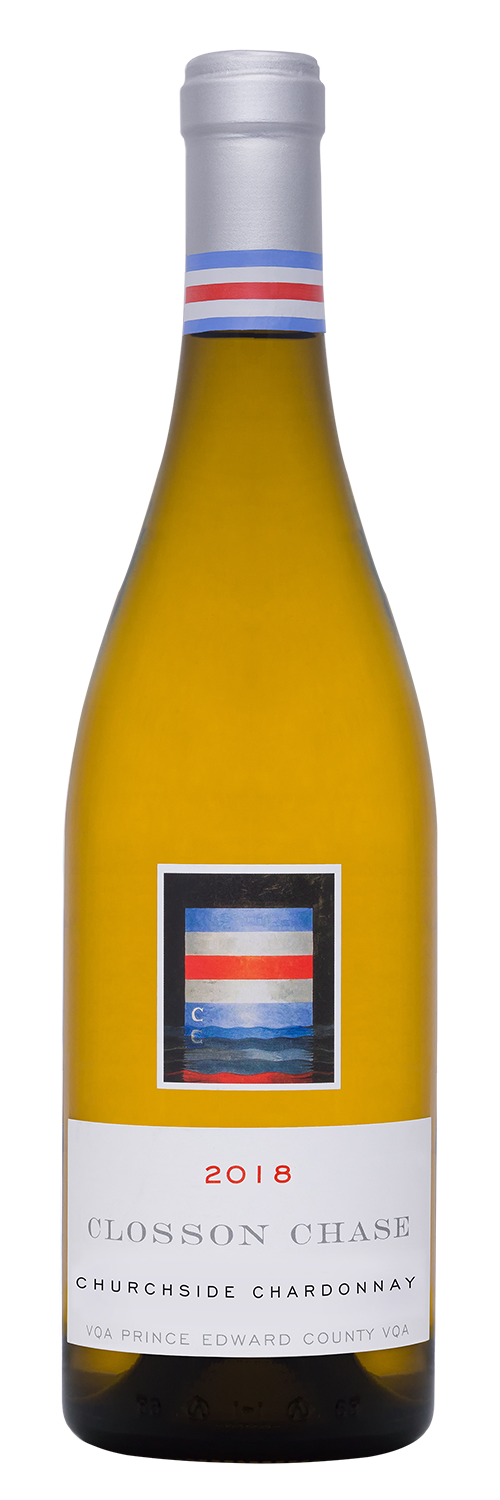 2018 Closson Chase Churchside Chardonnay