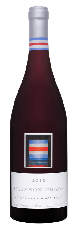 2018 Closson Chase Churchside Pinot Noir
