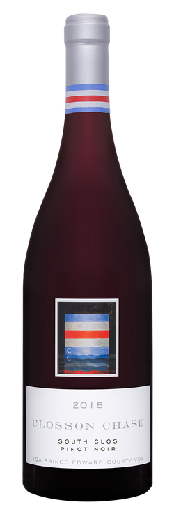 2018 Closson Chase South Clos Pinot Noir
