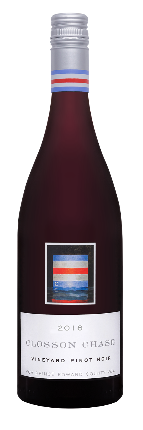 2018 Closson Chase Vineyard Pinot Noir