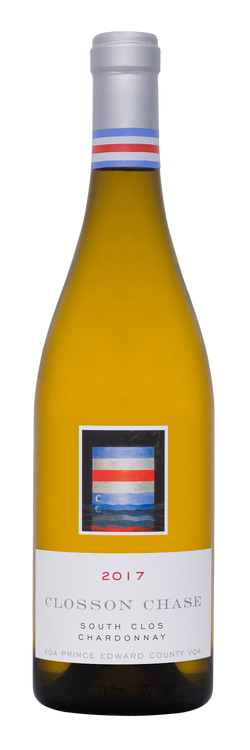 2017  Closson Chase South Clos Chardonnay