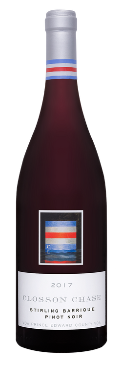 2017  Closson Chase Stirling Barrique Pinot Noir