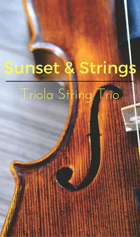 Sunset & Strings