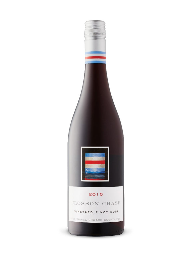 2016 Closson Chase Vineyard Pinot Noir