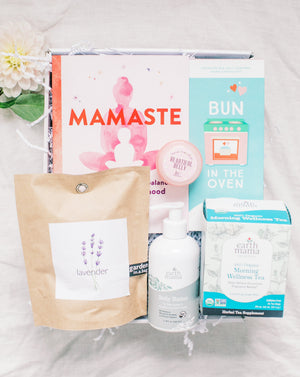 the pregnancy care box