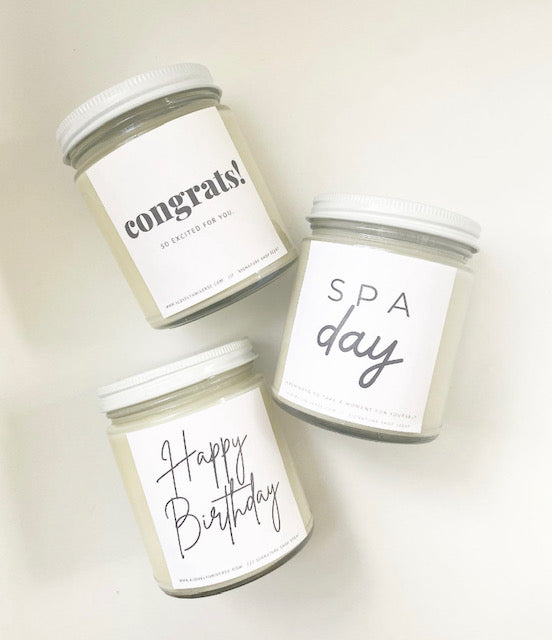 ALU Special Occasion Candles
