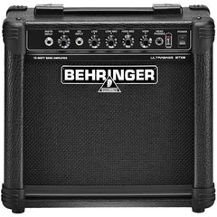 Behringer BT108 2-Channel Ultrabass 15 Watt Bass Combo