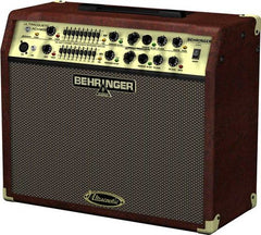 "Behringer ACX1800 ULTRACOUSTIC 2-Ch 180W 2x8"" Acoustic Guitar Amplifier"