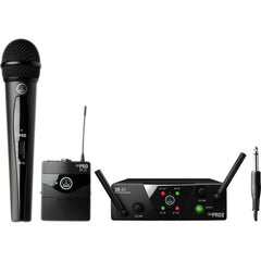 AKG WMS 40 Mini2 Vocal & Instrumental Set Dual System