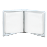 2-24 Capacity White CD/DVD Albums