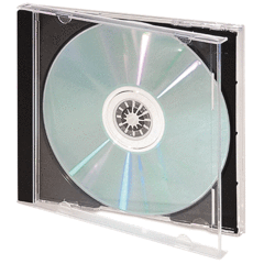 CD/DVD Jewel Case