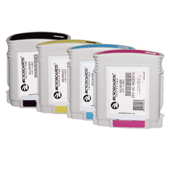 Microboard PF-Pro Print Factory Cyan Ink Cartridge