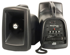Anchor MegaVox Pro 7500U1 Megavox PA System with 1 Built-on Receiver