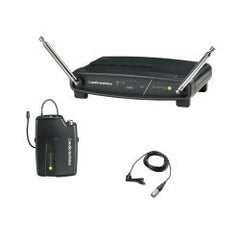Audio-Technica ATW-901/L System 9 Wireless Lavalier Microphone System 171.905 MHz