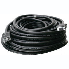 50' 15 Pin Male to Female  VGA Extension Cable