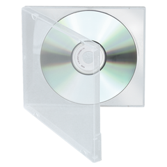 CD/DVD Soft Poly Case