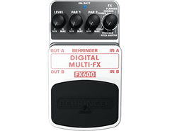 Behringer Digital Mulit-FX FX600 Guitar Multi-Effects Pedal