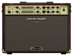 Behringer's ACX1800 180-Watt, 2-Channel Acoustic Amplifier