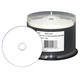 Microboards 50-Pack DVD+R Dual Layer Discs