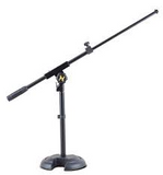 Hercules MS120B Low Profile Microphone Boom Stand