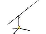 Hercules MS540B Low Profile Microphone Boom Stand