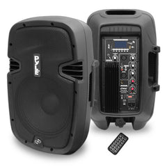 "Pyle Pro PPHP1037UB 700W 10"" Active 2-Way PA Speaker with Bluetooth"