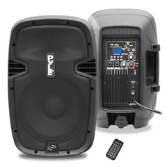 "Pyle Pro PPHP837UB 600W 8"" Active PA Speaker with Bluetooth"