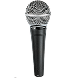 Shure PG48-LC Dynamic Cardioid Vocal Microphone