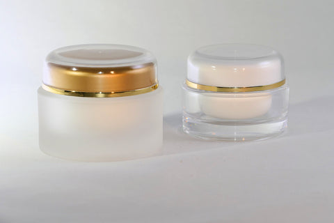 Cosmetic Packaging Jars, Vials, bottles